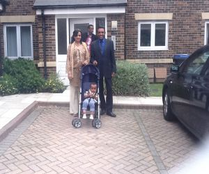 Family photos of Kamil Idris 10