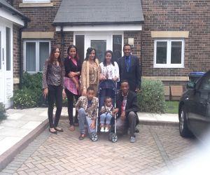 Family photos of Kamil Idris 11